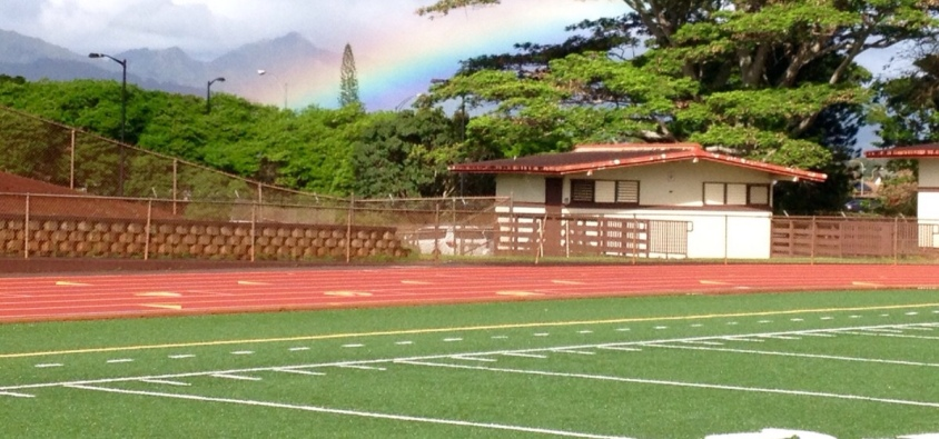Rainbow Mililani Hawaii