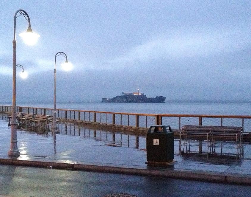 Fisherman's Wharf and Alcatraz