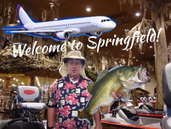 Springfield MIssouri Airport